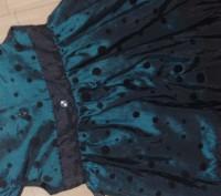 Нарядное фирменное влатье 18-36м в идеальном сост дл 54 пол мышками 26 сост идеа. Сумы, Сумская область. фото 6
