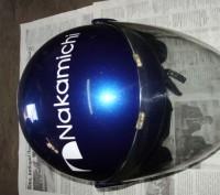 Мото шлем Италия (оригинал). Лохвица. фото 1