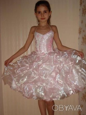 НОВОЕ!!! Платье для девочки.Это платье можно одеть на такие праздники: Выпускной. Киев, Киевская область. фото 1