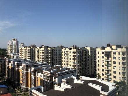 Продам 1 ком.квартиру площадь 40 м2 на 9/10 этаже. Сделан качественный ремонт, п. Синергия-2 ЖК, Ирпень, Киевская область. фото 9