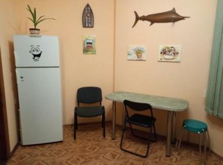 Сдам 1-комнатную квартиру в новострое возле Морской академии на ул. Нищинского, . Центральный, Одесса, Одесская область. фото 3