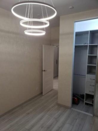 #2-20821 Сдается шикарная, стильная 1-комнатная в ЖК «35 Жемчужина»  на Литерат. Приморский, Одесса, Одесская область. фото 10