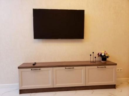 #2-20821 Сдается шикарная, стильная 1-комнатная в ЖК «35 Жемчужина»  на Литерат. Приморский, Одесса, Одесская область. фото 12