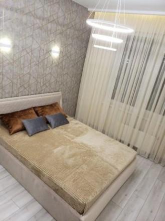 #2-20821 Сдается шикарная, стильная 1-комнатная в ЖК «35 Жемчужина»  на Литерат. Приморский, Одесса, Одесская область. фото 11