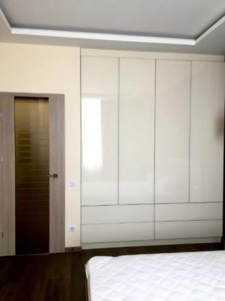 #2-20821 Сдается прекрасная 1-комнатная квартира в ЖК «Гольфстрим» по улице Ген. Приморский, Одесса, Одесская область. фото 5