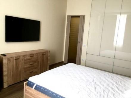 #2-20821 Сдается прекрасная 1-комнатная квартира в ЖК «Гольфстрим» по улице Ген. Приморский, Одесса, Одесская область. фото 4