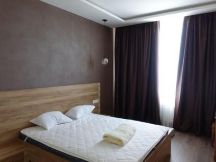 #2-20821 Сдается прекрасная 1-комнатная квартира в ЖК «Гольфстрим» по улице Ген. Приморский, Одесса, Одесская область. фото 2
