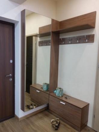 #2-20821 Сдается прекрасная 1-комнатная квартира в ЖК «Гольфстрим» по улице Ген. Приморский, Одесса, Одесская область. фото 8