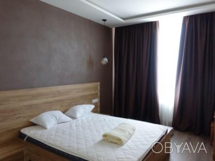 #2-20821 Сдается прекрасная 1-комнатная квартира в ЖК «Гольфстрим» по улице Ген. Приморский, Одесса, Одесская область. фото 1