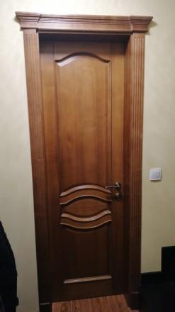 Двери на заказ Натуральное дерево!. Киев, Киевская область. фото 2
