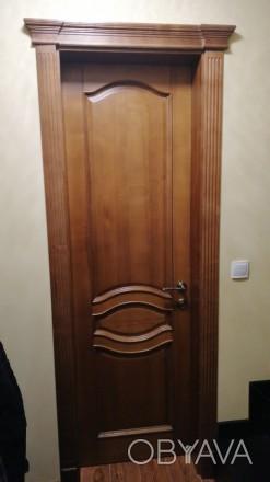 Двери на заказ Натуральное дерево!. Киев, Киевская область. фото 1