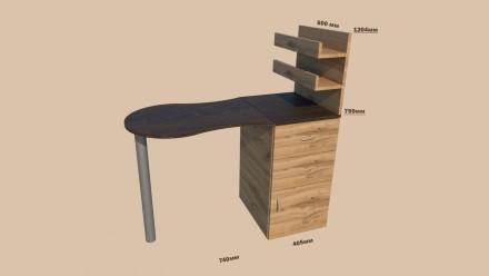 Наша компания занимается изготовлением и продажей столов для маникюра. В наличии. Киев, Киевская область. фото 3