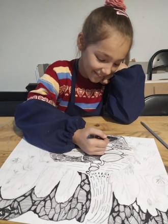 Творчі заняття для дорослих і дітей. Майстер-класи з акварелі, пастелі, акрилу, . Львов, Львовская область. фото 7