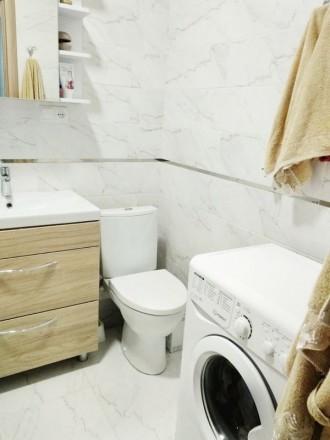 Отличная квартира со свежим ремонтом! Секция сдана и получены все лицевые счета.. Юбилейное, Днепропетровская область. фото 8
