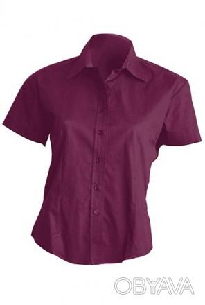 Предлагаем качественные рубашки из хлопка  Рубашка женская с коротким рукавом . Южный, Одесская область. фото 1
