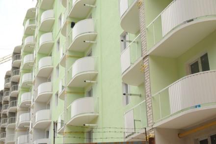 1-комнатная квартира находится 4-м этаже.  Новый жилой массив по ул. Стрелецка. Летное училище, Чернігів, Черниговская область. фото 12