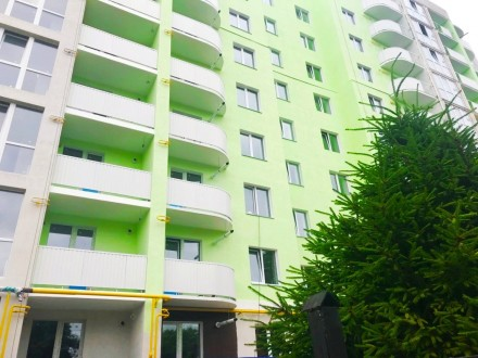 1-комнатная квартира находится 4-м этаже.  Новый жилой массив по ул. Стрелецка. Летное училище, Чернігів, Черниговская область. фото 11
