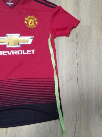 Размер S. Продам оригинальную футболку домашней формы Манчестер Юнайтед сезона . Винница, Винницкая область. фото 8
