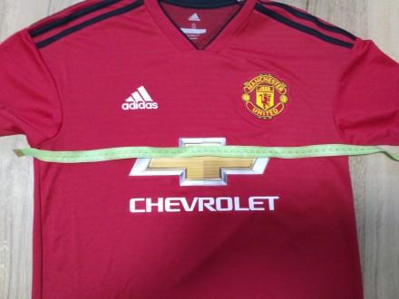 Размер S. Продам оригинальную футболку домашней формы Манчестер Юнайтед сезона . Винница, Винницкая область. фото 9