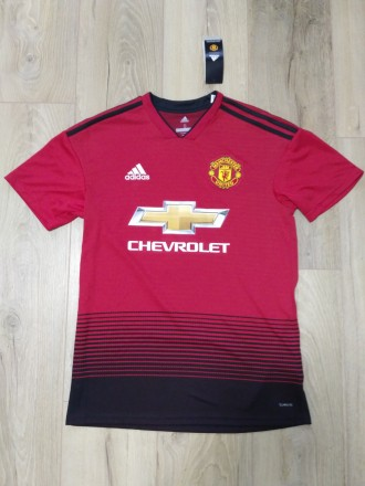 Размер S. Продам оригинальную футболку домашней формы Манчестер Юнайтед сезона . Винница, Винницкая область. фото 2