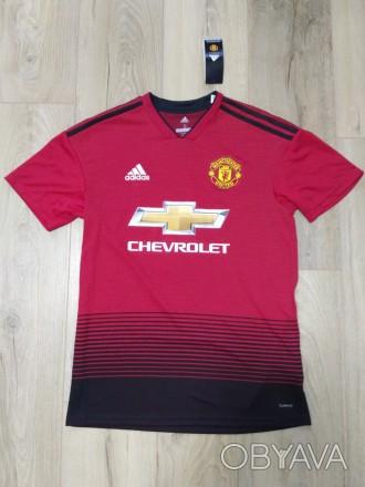 Размер S. Продам оригинальную футболку домашней формы Манчестер Юнайтед сезона . Винница, Винницкая область. фото 1