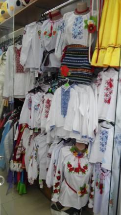Прокат вышиванок и украинских национальных костюмов для детей и взрослых.  Лен. Киев, Киевская область. фото 3