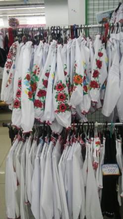 Прокат вышиванок и украинских национальных костюмов для детей и взрослых.  Лен. Киев, Киевская область. фото 7
