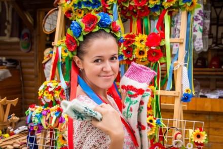 Прокат вышиванок и украинских национальных костюмов для детей и взрослых.  Лен. Киев, Киевская область. фото 6