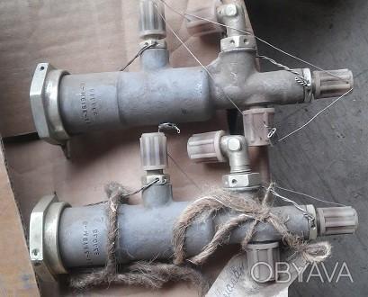 Клапан перепускной 24-5619М-0 устанавливается в гидросистеме самолета и служит д. Харьков, Харьковская область. фото 1