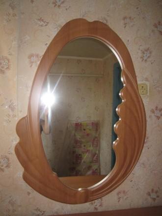 Продам комод с зеркалом в очень хорошем состоянии. Вышлю почтой или самовывоз.. Сумы, Сумская область. фото 4