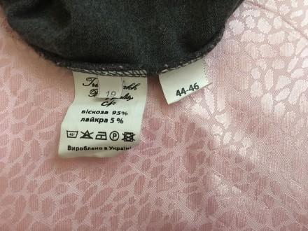 Трикотажное платье с кружевом.Новое.Размер 44-46.. Южный, Одесская область. фото 5