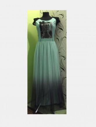 Платье б/у , в отличном состоянии (одевалось два раза).Размер S.. Южный, Одесская область. фото 3