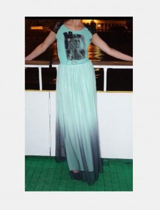 Платье б/у , в отличном состоянии (одевалось два раза).Размер S.. Южный, Одесская область. фото 2