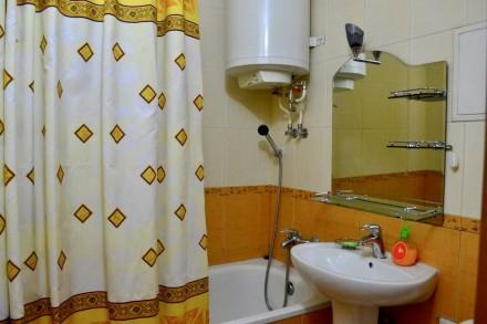 Сдаю 1 комнатную квартиру на 1-й станции Люстдорфской дороги, 3эт/5, современный. Киевский, Одесса, Одесская область. фото 5