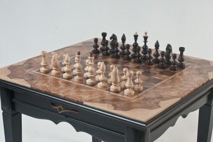 Производим и продаем столы-трансформеры(шахматы и нарды).Есть выбор. Возможно из. Киев, Киевская область. фото 6