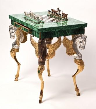 Производим и продаем столы-трансформеры(шахматы и нарды).Есть выбор. Возможно из. Киев, Киевская область. фото 4