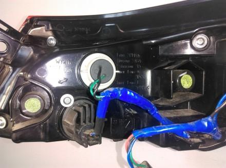Фара задняя левая, стоп задний для Toyota Camry 70 Комплектация: фара + провод. Киев, Киевская область. фото 6