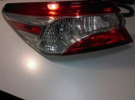 Фара задняя левая, стоп задний для Toyota Camry 70 Комплектация: фара + провод. Киев, Киевская область. фото 3