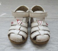 Детская ортопедическая обувь, воздушный амортизатор, 100% кожа внутри и снаружи.. Лубны, Полтавская область. фото 2