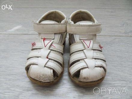 Детская ортопедическая обувь, воздушный амортизатор, 100% кожа внутри и снаружи.. Лубны, Полтавская область. фото 1