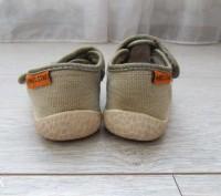 Босоножки детские тканевые, производитель канада, носил один ребёнок, не искривл. Лубны, Полтавская область. фото 5