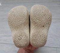 Босоножки детские тканевые, производитель канада, носил один ребёнок, не искривл. Лубны, Полтавская область. фото 7