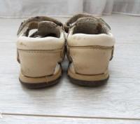 Детские босоножки, полностью 100% кожа, производитель канада, носил один ребёнок. Лубны, Полтавская область. фото 5