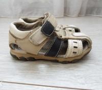 Детские босоножки, полностью 100% кожа, производитель канада, носил один ребёнок. Лубны, Полтавская область. фото 3