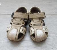 Детские босоножки, полностью 100% кожа, производитель канада, носил один ребёнок. Лубны, Полтавская область. фото 2