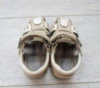 Детские босоножки, полностью 100% кожа, производитель канада, носил один ребёнок. Лубны, Полтавская область. фото 6