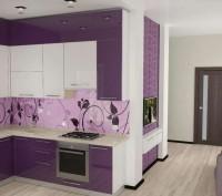 Кухня Мечты для Хозяйки под заказ. Луганск. фото 1
