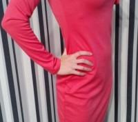 Плаття з бантом. Буск. фото 1