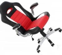 Офисный стул RACER 2-х цветный. Львів. фото 1