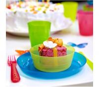 Посуда детская. Можно использовать в СВЧ-печи; при нагревании пищи до 100°C.Мож. Львов, Львовская область. фото 3